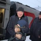 В Пензу приехал двукратный олимпийский чемпион по хоккею Александр Кожевников