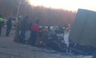 Соцсети: «Одному из погибших на трассе «Пенза-Сердобск» оторвало ногу»