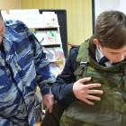 В Пензенской области росгвардейцы нагрянули в школу