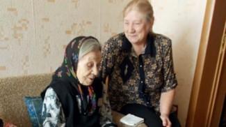 Жительница Пензы отметила сотый День рождения