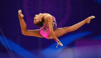 Пензенские спортсменки стали лучшими на чемпионате ПФО по художественной гимнастике