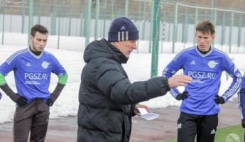 Неудачный дебют Пывина. Пензенский ФК «Зенит» уступил дома «Сызрани-2003»