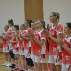 Женская «Юность» стала лучшей на первом этапе Чемпионата России по баскетболу