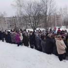 В Сурске прошли похороны убитого мальчика