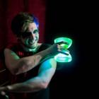 Успеть за 60 секунд: пензенский жонглер учит как быстро «заработать» 5 млн.руб.