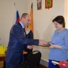 Родители тройняшек из Пензенской области получили долгожданный сертификат на жилье