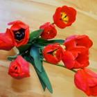 В Пензе госавтоинспекторы тормозили женщин, чтобы подарить цветы