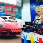 Авто за 12 миллионов, дискотека на Боракае, букет из пельменей: что дарят пензенские випы своим женщинам