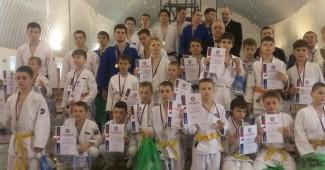 Пензенские дзюдоисты завоевали 9 медалей различного достоинства на соревнованиях в Мордовии