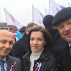 Крымнаш: пензенские депутаты на стиле отпраздновали третью годовщину воссоединения с полуостровом
