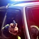 Пензенскому госавтоинспектору пришлось применить оружие во время погони за лихачем