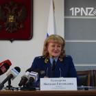 Наталья Канцерова проведет беседу с горожанами
