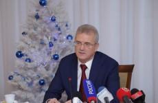 Порадовал под Новый год. Белозерцев пообещал министрам и главам районов ротацию