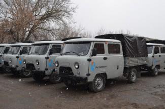 Технические подразделения «Ростелекома» в Пензенской области получили новые автомобили