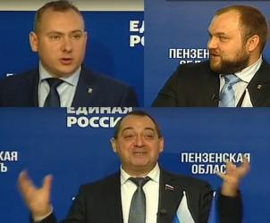 Первый раунд дебатов ЕР: Кочетков и Вдонин померялись производствами, худрук Казаков дважды сорвал аплодисменты