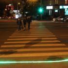 В Пензе на Московской установят лежачий светофор
