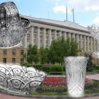 Хрустальный аукцион. Пензенское Правительство намерено одаривать гостей посудой
