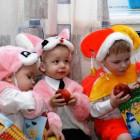 Детям из малообеспеченных семей вручили 6325 бесплатных новогодних подарков