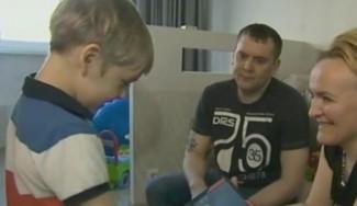 Федеральные СМИ осветили историю о 6-летнем пензенце, который страдает от редчайшей генетической мутации