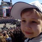 Анна Кузнецова помогла тяжелобольному ребенку из Донбасса попасть на парад