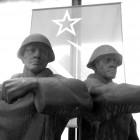 В Каменке 9 мая 90-летнего слепого ветерана ВОВ обвинили в нарушении правил благоустройства