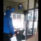 Пензенцы, устроившие потасовку в автобусе №66, попали в объектив видеокамеры
