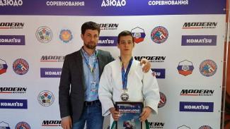 Пензенский дзюдоист завоевал «золото» в Магадане