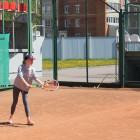 Большой теннис. Теннисисты со всей России принимают участие в турнире на стадионе «Первомайский»