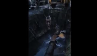 В Цыганском поселке Пензы произошел серьезный потоп
