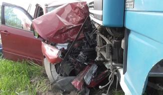 Пензенец на фуре учинил смертельное ДТП на трассе в Рязанской области