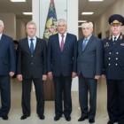 На открытие нового здания полиции в Пензе прибыл глава МВД России