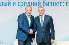 Рафик Ибрагимов награжден Почетным знаком «Почетный предприниматель»