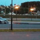 Пензенцы сообщили о вечерней аварии на парковке «Коллажа»