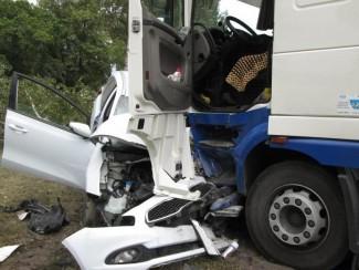 Виновника аварии с учебным автомобилем лишили свободы в Пензе