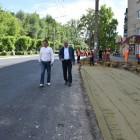 Ранним утром воскресенья мэр Кувайцев посмотрел, как ремонтируют дороги в Пензе