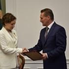Пензенский мэр Кувайцев отметил любимицу президента Путина особым знаком