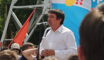 Второй митинг против коррупции в Пензе: Финогеев и Тузов спорят о численности, Маслов тихо празднует победу