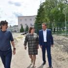 Мэр Пензы Виктор Кувайцев держит на личном контроле реконструкцию стадиона «Зенит»