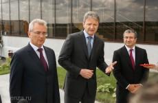 Федеральный министр предложил Белозерцеву подумать над экспортом