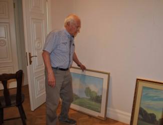 В Пензе в Губернаторском доме пройдет выставка художника Салькова