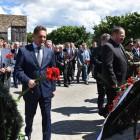 За открытие мемориала «Во Славу русского оружия» в Пензе Кувайцева поблагодарил ветеран ВОВ