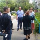 Подопечные Кувайцева провели с жителями Пензы совещание по благоустройству