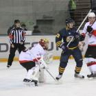Громов подрался с суровым челябинским хоккеистом на матче против «Челмета»
