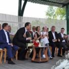 Вип-выходной в Тарханах: Белозерцев поет, Левин снимает, Дворянинов берет автограф