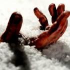 На зареченском заводе насмерть замерз пожилой мужчина