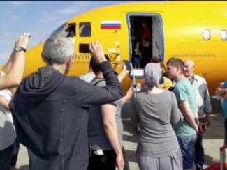 Пензенцы пролили гнев на «SaratovAirlines» и «взяли в осаду» самолет в Домодедово