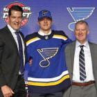 Юный пензенский хоккеист подписал контракт с «Сент-Луисом» из НХЛ