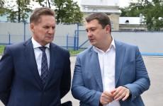 Виктор Кувайцев посетил завод ОАО «ППО ЭВТ»