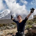Сирота из Пензы без обеих ног смог взобраться на Килиманджаро