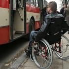 В Пензе инвалид-колясочник пустил слезу перед девушкой, оказавшей ему помощь